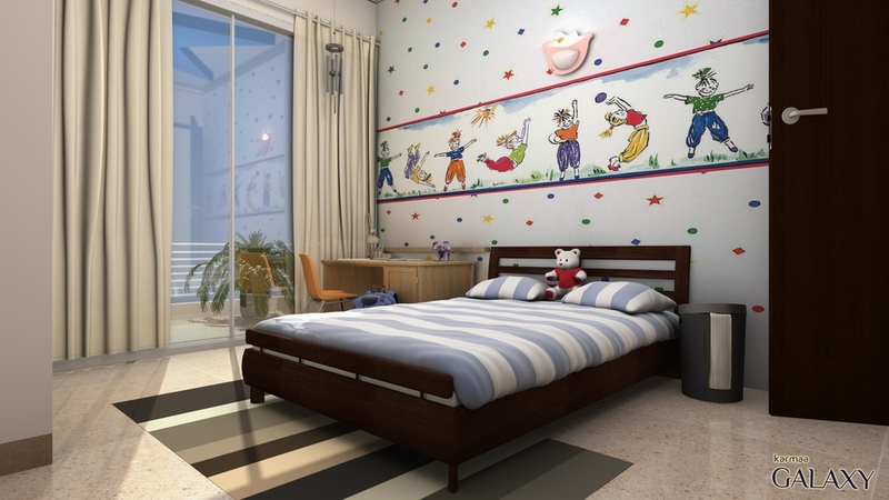 Bed Room For Kids